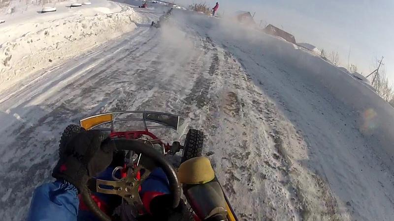 4 этап Кубка Свердловской области по картингу 15 02 2020 Raket 120 3 финал
