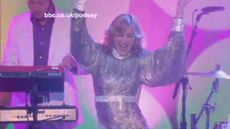 Madonna - Hung Up (Live on BBC Children In Need 18.11.2005) Upscaled