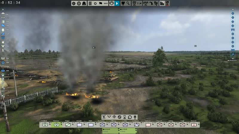 Graviteam Tactics_The Roasting of Tiger