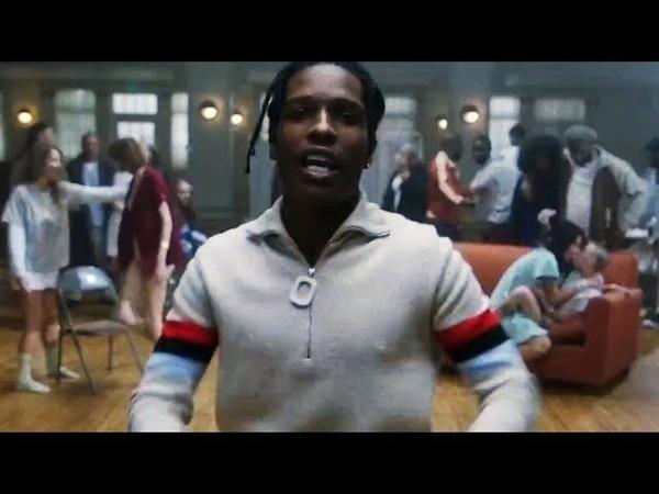 A$AP Rocky - Crazy Brazy Ft. A$AP Twelvyy KEY! (Official Video)