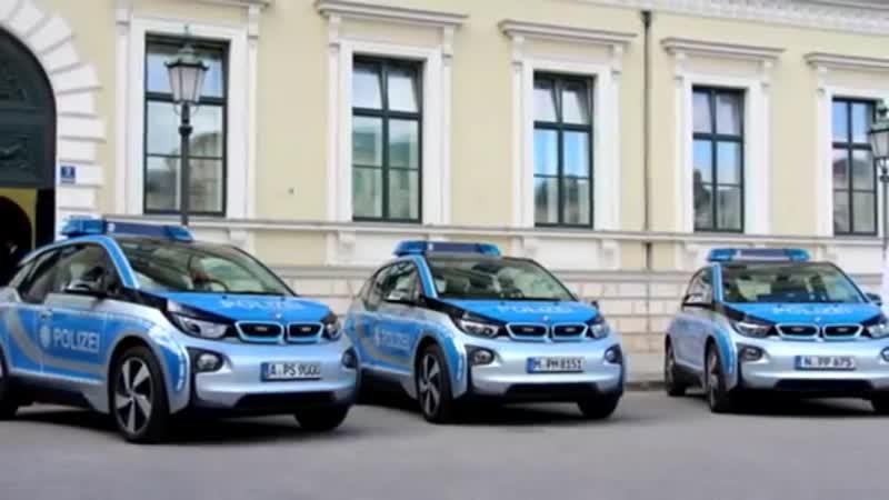 POLIZEI IN BAYERN- Elektroauto als Streifenwagen – Die Bilanz fällt ernüchternd aus