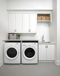 modern laundry room images - 600×762
