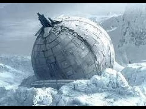 ANCIENT WEAPONS PLATFORM ACTIVATED IN ANTARCTICA(!)GROUND BASED AIR DEFENSE SYSTEM BURSTS THRU ICE!