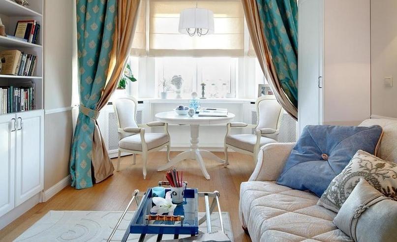 Как преобразить любую комнату с помощью штор, изображение №20