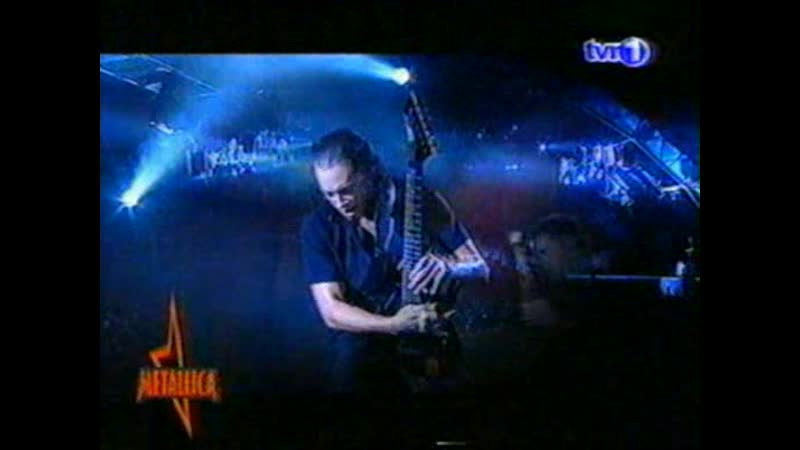 Metallica Live Bucharest Romania 09 06 1999