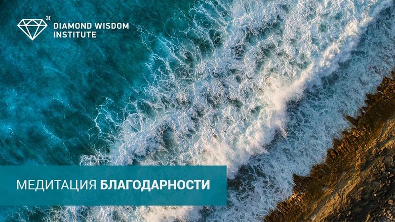 Медитация Благодарности - Виктория Тарангул DWI