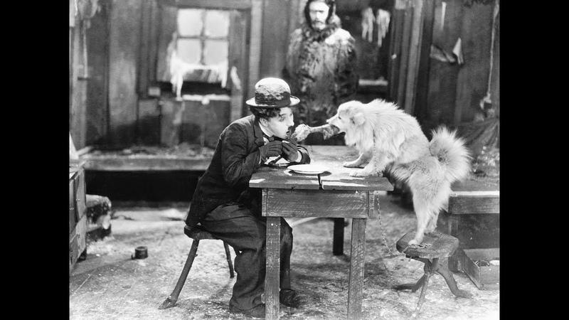 Чарли Чаплин - Золотая Лихорадка (1925) - (1942 recut; перевод)