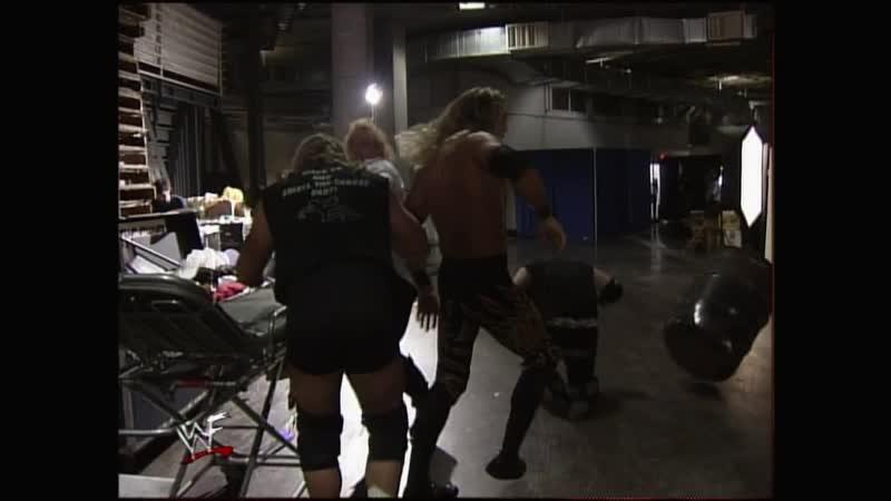 WWF Raw Is War 25 01 1999 Al Snow Road Dogg vs Edge Gangrel