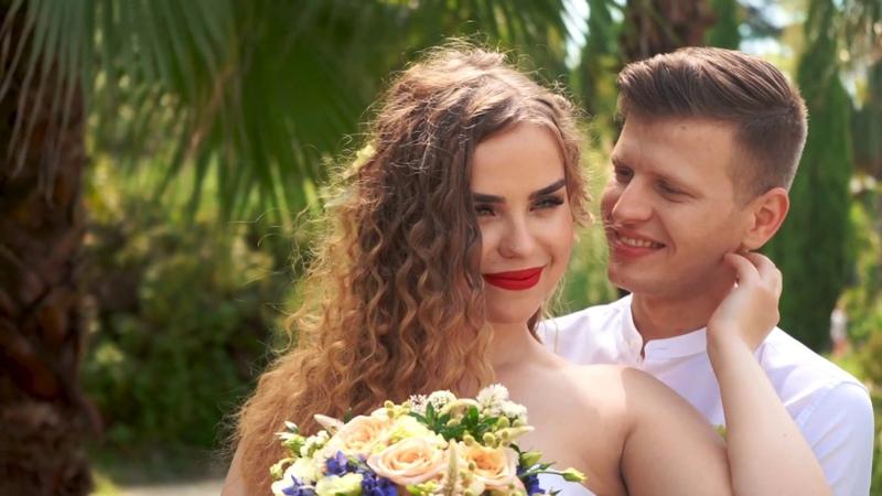 ✅ Свадебный клип свадьба Видеосъёмка в Москве видеограф видеооператор