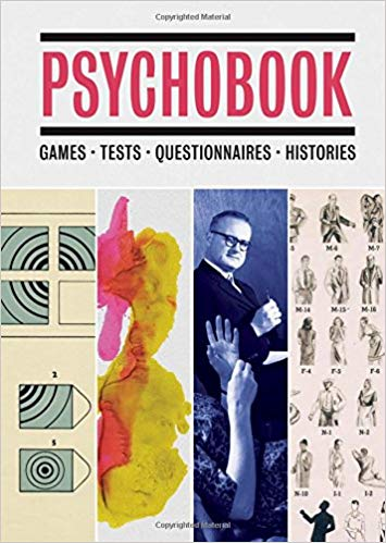Psychobook Games, Tests, Questionnaires, Histories by Julian Rothenstein