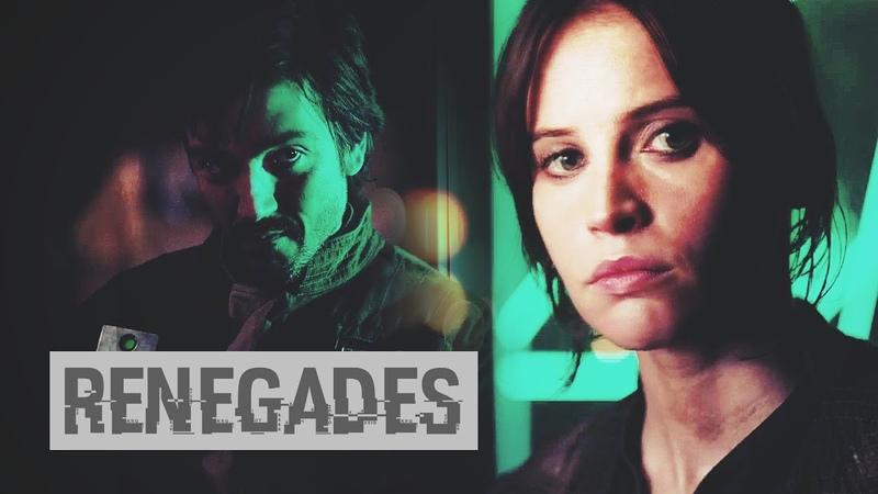 Jyn Cassian | Renegades