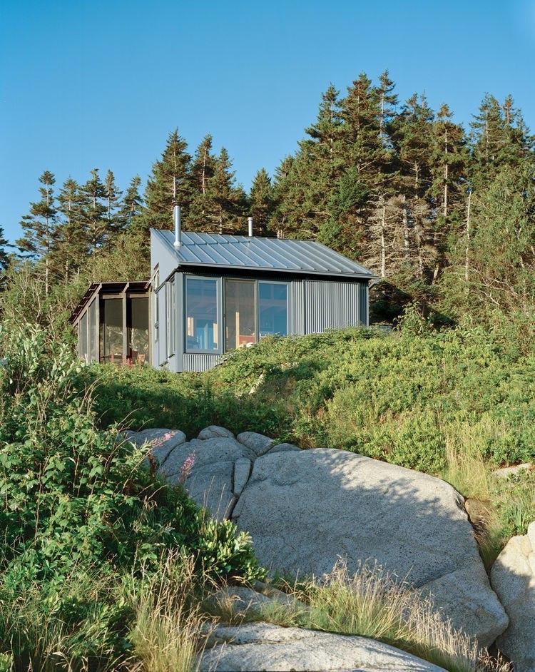 The Porter cottage by Alex Scott Porter Design