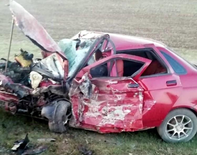 В Татарстане произошло смертельное ДТП