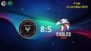 ХФЛ-12. 4 тур. FC Miami Minsk - Eagles Minsk