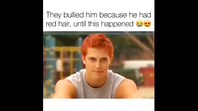 They bullied him because he had red hair, until this happened.mp4