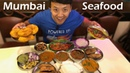 Street Food Insane SEAFOOD in Mumbai India