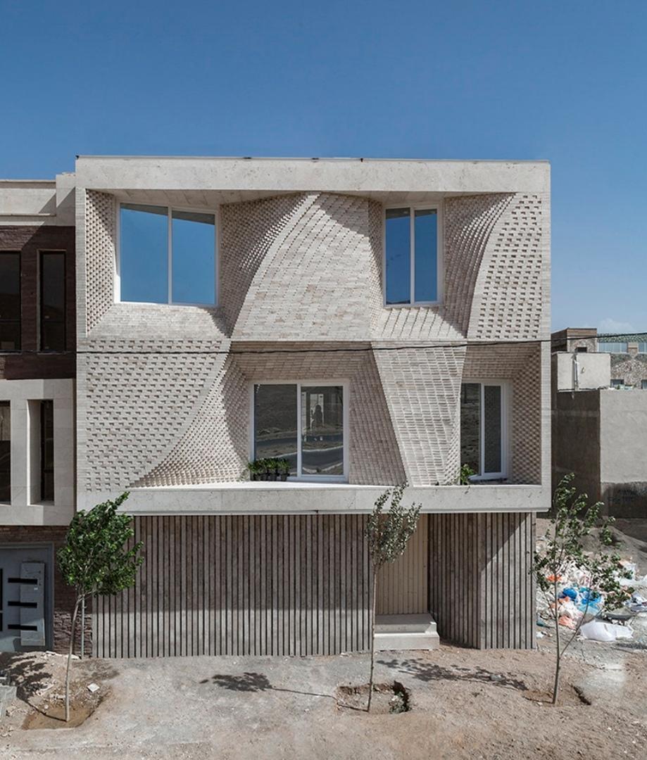 Жилой дом №3, Махалат, Иран