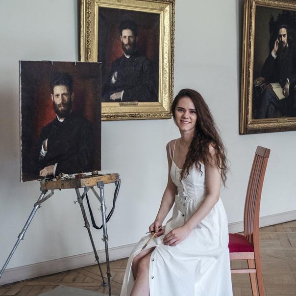 Копийная практика в Русском Музее, изображение №1