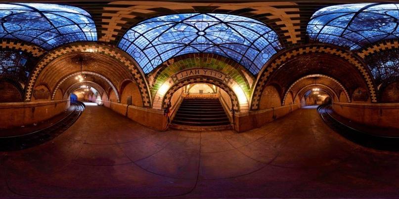 ТОП самых красивых метро, изображение №7