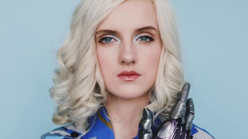 Tilly Lockey 'Bionic Angel'