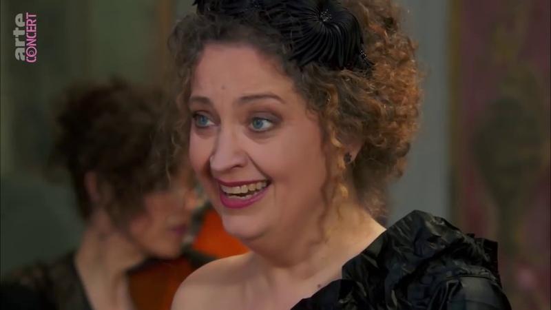 Ann Hallenberg, Carnevale 1729, un concert à Venise avec Donna Leon (ARTE Concert)