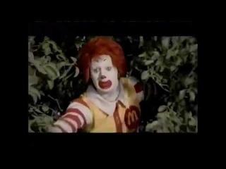 McDonalds - Ronald McDonald Flying (2008)