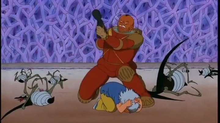 Властелины Времени, 1982 - Мультфильм, который вне Времени