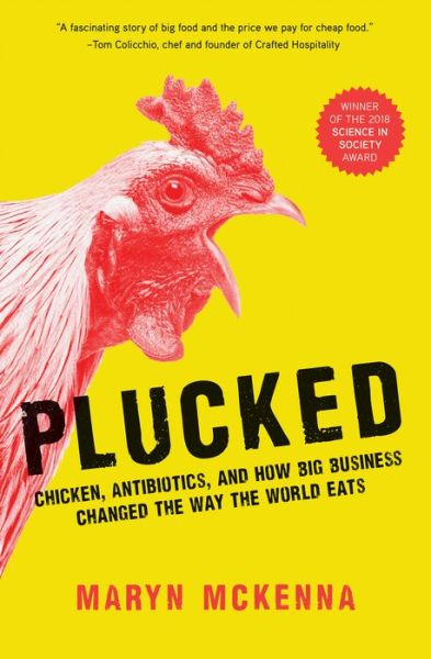 Plucked Chicken  Antibiotics..