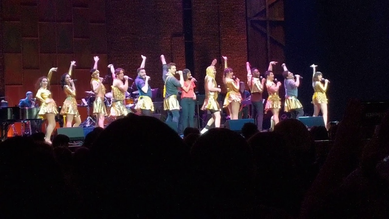 The Moment is Me feat Vella Lovell and the cast of Crazy Ex Girlfriend Live