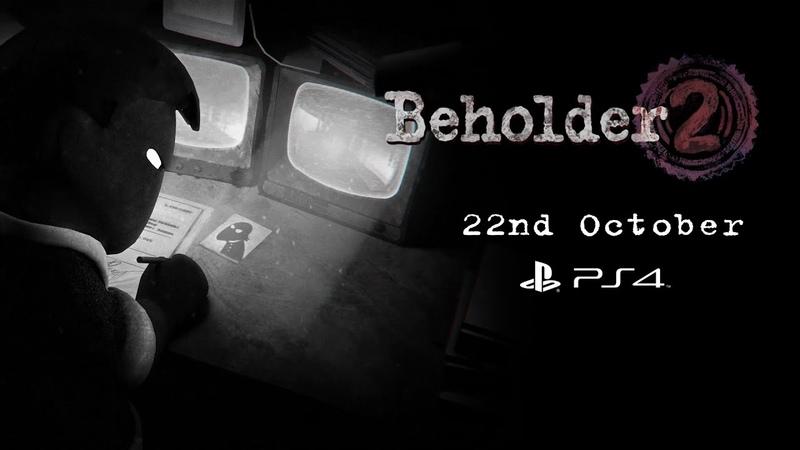 Beholder 2 on PlayStation 4 | Teaser Trailer