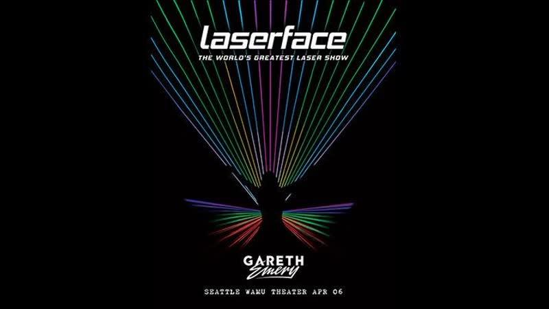 ТРАНСЛЯЦИЯ I HD o2 o5 2o19 Laserface by Gareth Emery ¦ Seattle WaMu 2019 * II