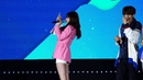 191012 SOMI 전소미 her talent 주전자 소리 개인기 정읍 K POP Concert 4K 직캠 fancam