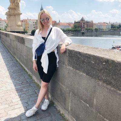 Екатерина Починкова