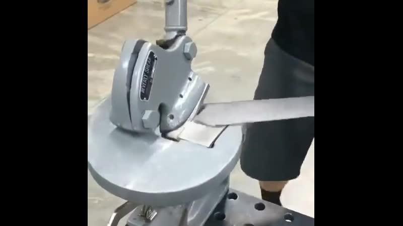 Инструмент для резки листового металла