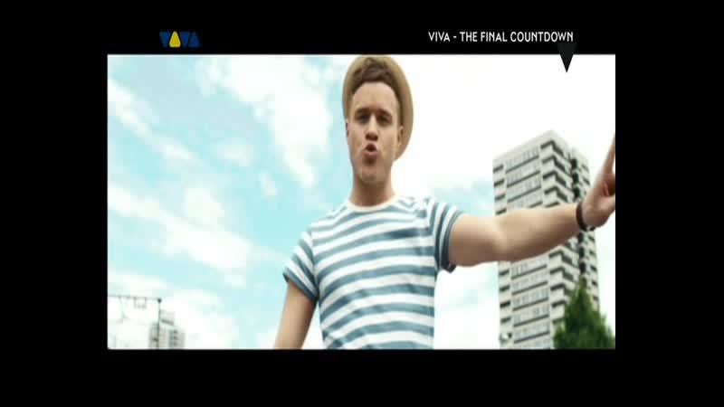 Olly Murs ft Rizzle Kicks Heart Skips A Beat VIVA VIVA The Final Countdown 2012