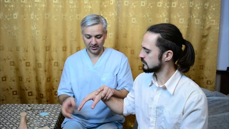 Первые шаги в восстановлении суставов и позвоночника Урок 1