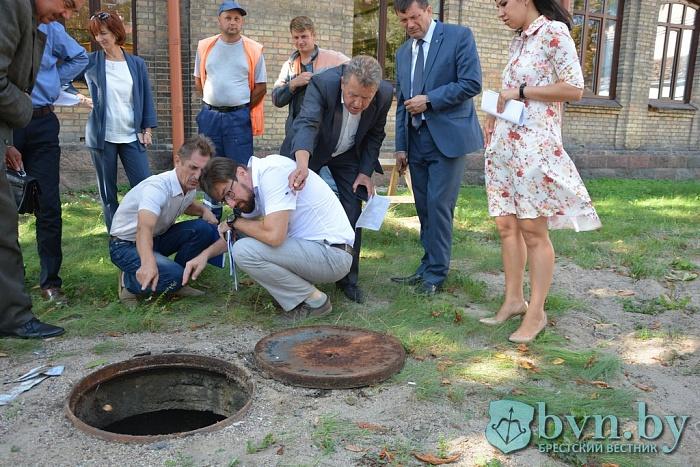 Стало известно, каким будет Пушкинский скверик в Бресте на Мицкевича