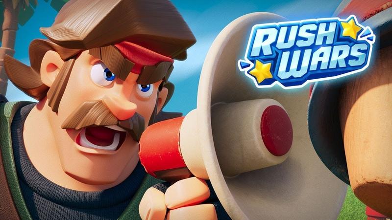 Introducing RUSH WARS! BETA  Sc studio