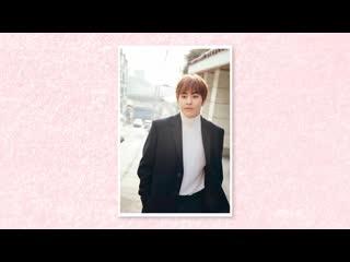 VIDEO Xiumin - Voice Message @ EXO-L Japan
