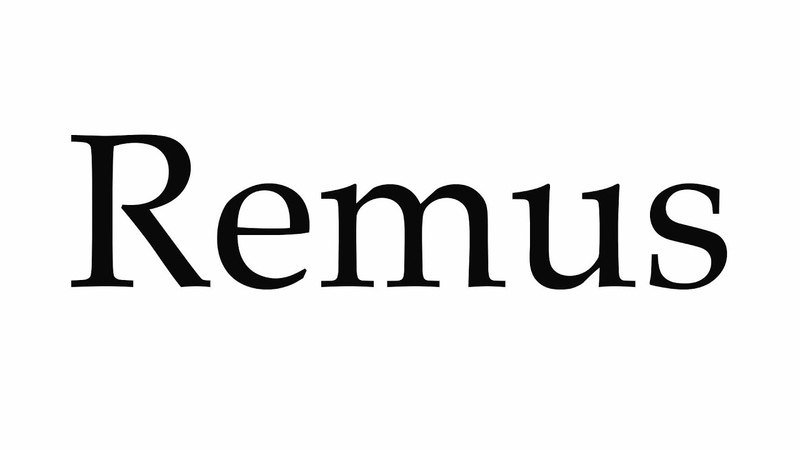 How to Pronounce Remus