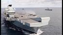 First British owned jets landed on HMS Queen Elizabeth