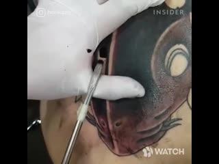 Как выглядят татуировки с разных концов света ЖЮ-перевод