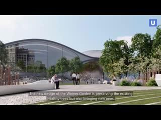 Презентация проекта нового здания филармонии Екатеринбурга