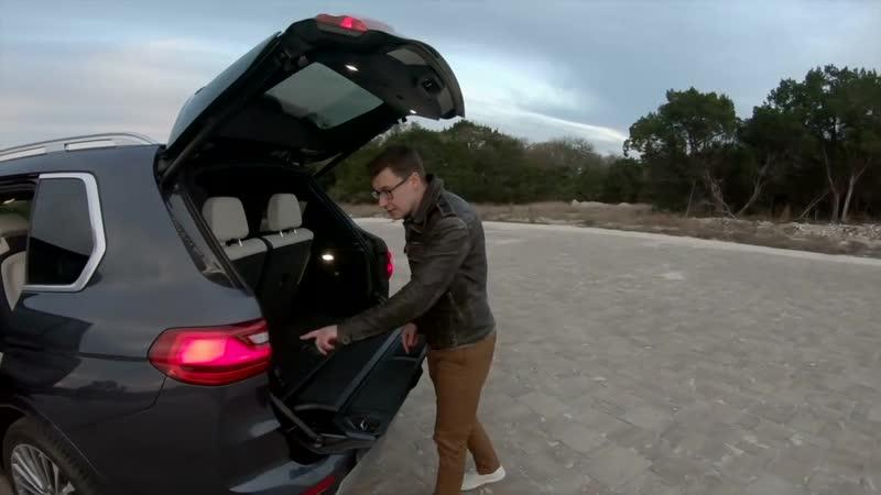 BMW X7_ СОВСЕМ НЕ ТАКОЙ, КАК ОЖИДАЛОСЬ – Тест-драйв и обзор БМВ ИКС СЕМЬ (G07)