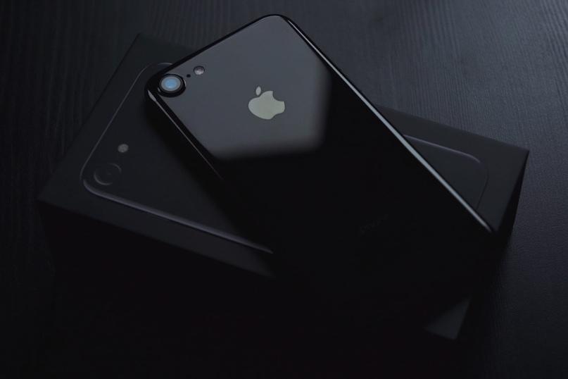 Купить iPhone 7 Jet Black.Не восстановленный  | Объявления Орска и Новотроицка №5818