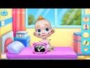 Играем в игру мультик для девочек ухаживаем за малышом Беби Босс. Куклы Пупсики на канале Зырики ТВ
