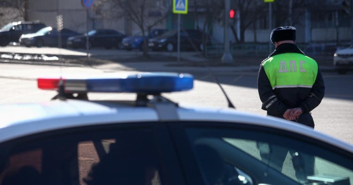 Московского гаишника заставили писать объяснительную, – он остановил замглавы полиции Москвы, объезжавшего пробку по встречке