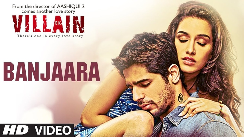 Ek Villain Banjaara Video Song Mithoon Mohd Irfan