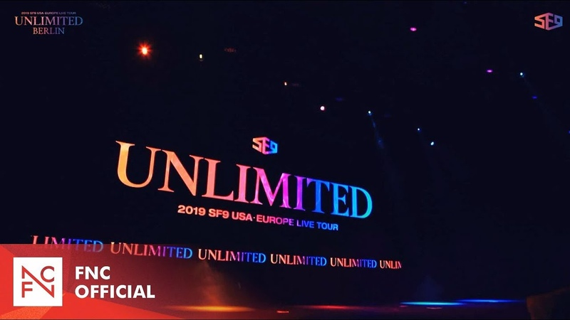 [SF9s Travelog] UNLIMITED in EUROPE Behind_The_Scenes