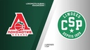 Lokomotiv Kuban Krasnodar - Limoges CSP Highlights | 7DAYS EuroCup, RS Round 3